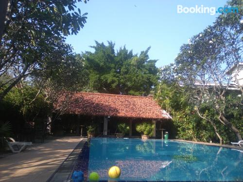 Place with terrace. Enjoy your pool in Kataragama!