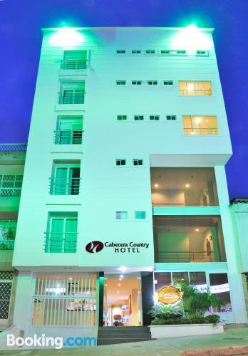 Apartamento con conexión a internet en Bucaramanga