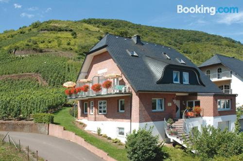 Place in Sankt Aldegund with heating and wifi