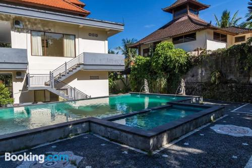 Place in Ubud. Enjoy your terrace
