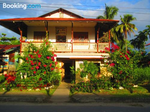 Home in Bocas Town. Small!