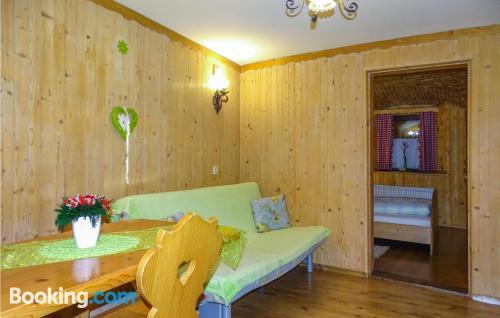 One bedroom apartment in Begunje na Gorenjskem.