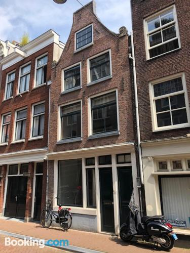 Comfortable home in Amsterdam in downtown
