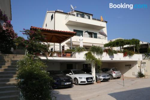 Apartamento en Hvar con terraza