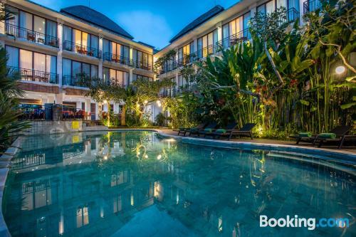 Apartamento de 21m2 en Ubud ¡Con terraza!
