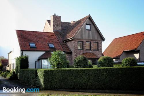 Homey home in Knokke-Heist.