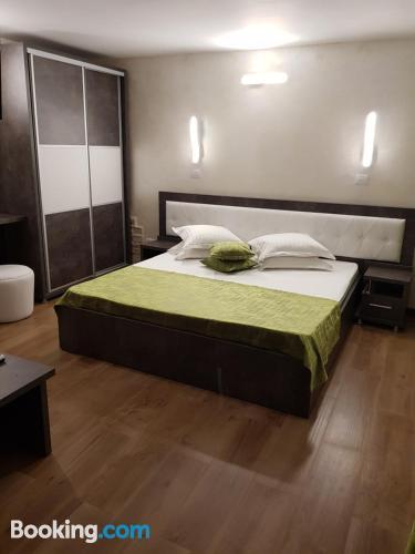 Apartamento con vistas ideal parejas.