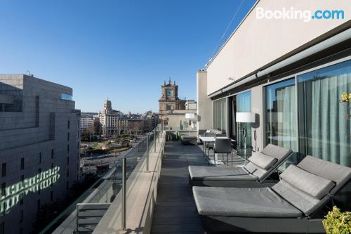 Apartment for two people in incredible location of Barcelona