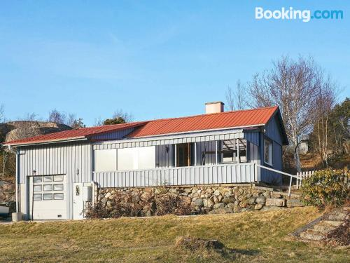 84m2 apartment in Hamburgsund great for 6 or more