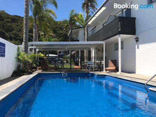 Home in Paihia. Convenient for 6 or more