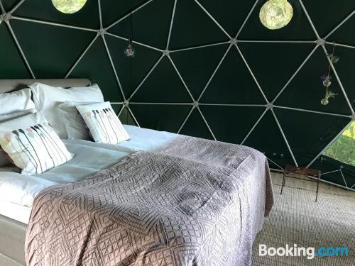 Práctico apartamento parejas ¡Con vistas!