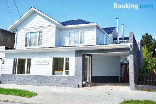 Práctico apartamento dos personas en Puerto Natales