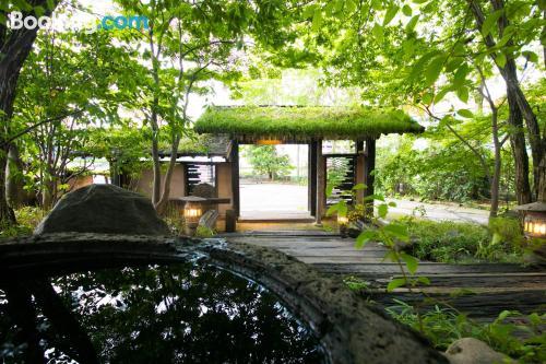 Apartamento con aire acondicionado en Beppu