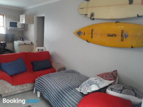 Appartamento con terrazza. Jeffreys Bay per voi!