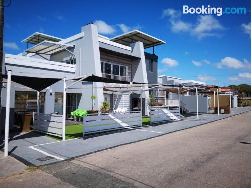 Apartment in Hartenbos. Good choice for six or more