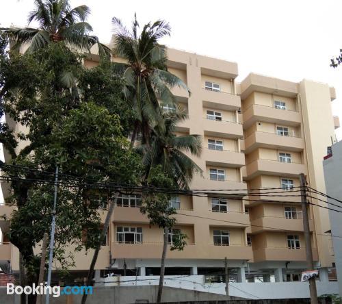 Apartamento para una persona en Dehiwala de tres habitaciones
