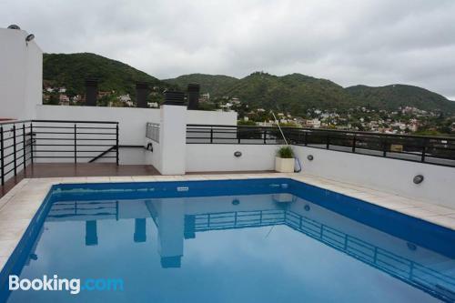 Apartamento de una habitación en Villa Carlos Paz. ¡60m2!