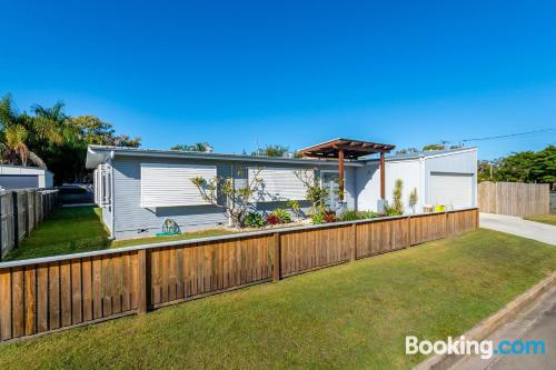 Apartment in Bongaree. Good choice for groups