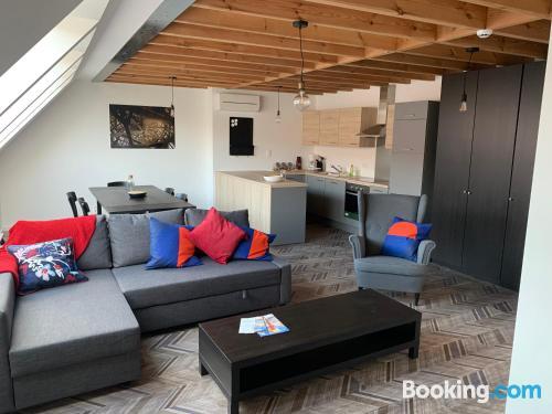 Apartment in midtown in Tournai.
