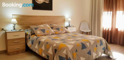 Cot available home in downtown of Almagro