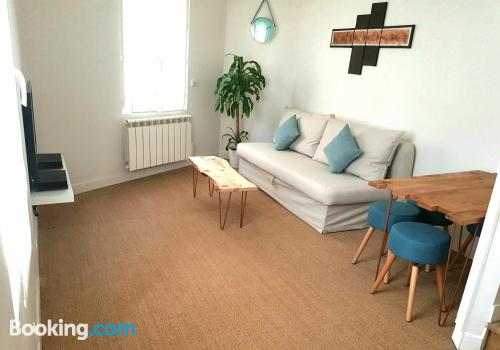 1 bedroom apartment in midtown of Maisons-Laffitte