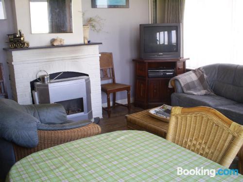 Perfecto, dos dormitorios en zona increíble de Blankenberge.