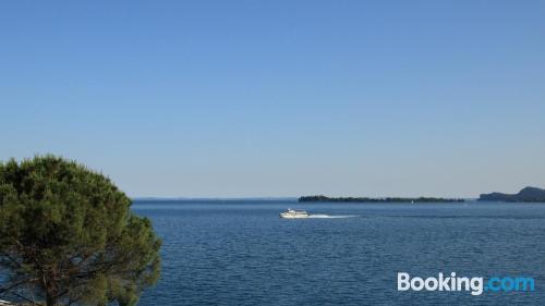Apartamento para parejas en Gardone Riviera ¡Con vistas!