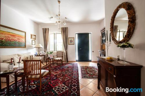 Apartment for 2 in Oristano with heat and internet
