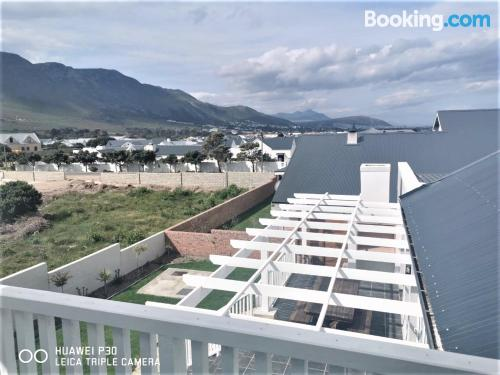 Place for groups in Hermanus.