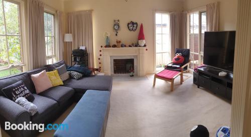Apartamento para dos personas en Melbourne.
