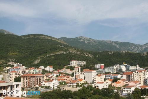 Place in Budva. Huge!
