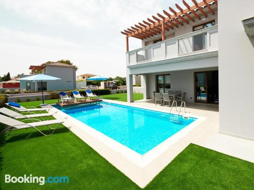 Family home with terrace