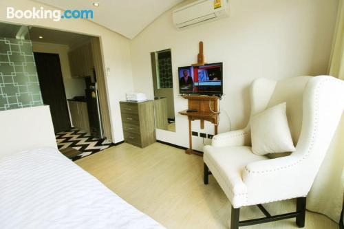 Stay cool: air-con apartment in Jomtien Beach good choice for two