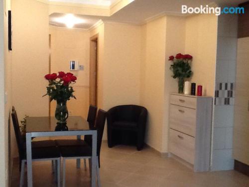Apartamento con vistas en Formentera de Segura