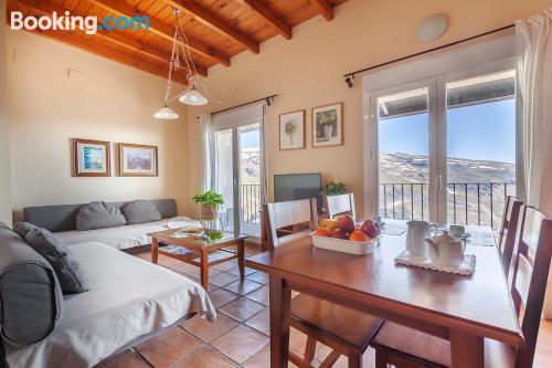 Apartamento con terraza en Sierra Nevada