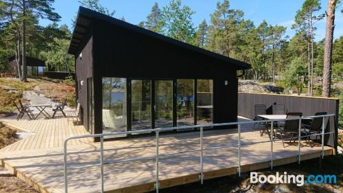 Home in Grisslehamn with terrace