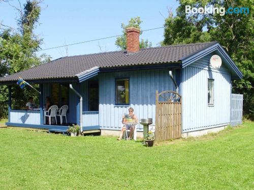 Apartamento en Köpingsvik, bien ubicado