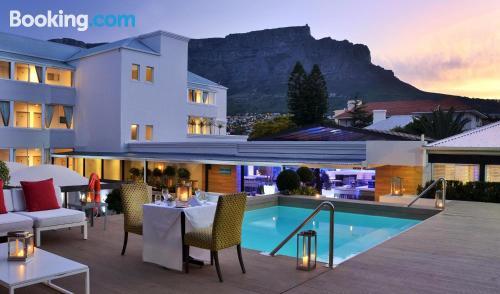 Estudio con todo en Ciudad del Cabo