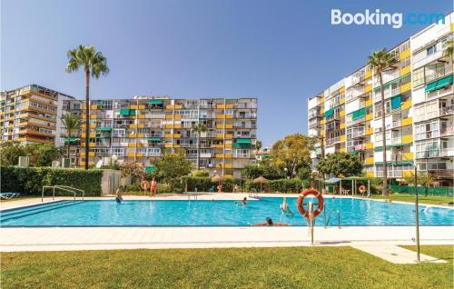 Cómodo apartamento en zona increíble en Benalmádena