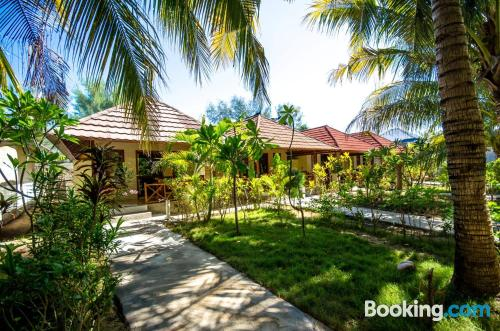 Apartment for 2 people in Gili Meno with terrace and internet