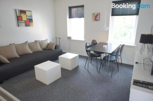 1 bedroom apartment in Esbjerg for 2 people