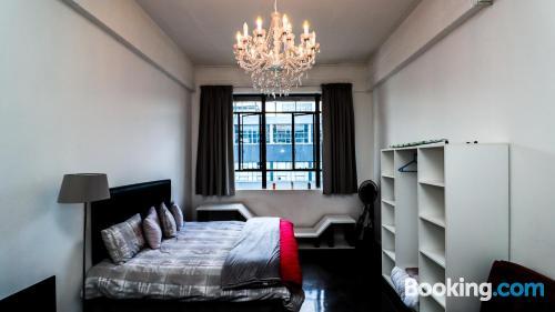 Apartamento en Johannesburg con conexión a internet