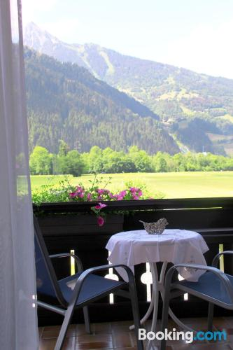 Apartment in Schruns with terrace