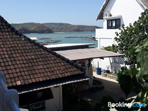Apartamento en Kuta Lombok con vistas.