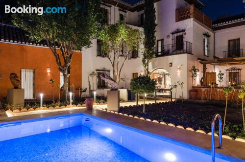 Apartment in Granada with terrace and swimming pool