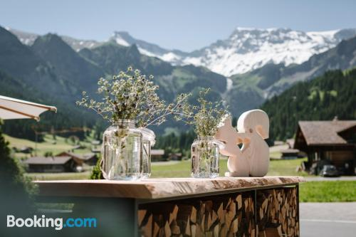 Place for 2 people in Adelboden.