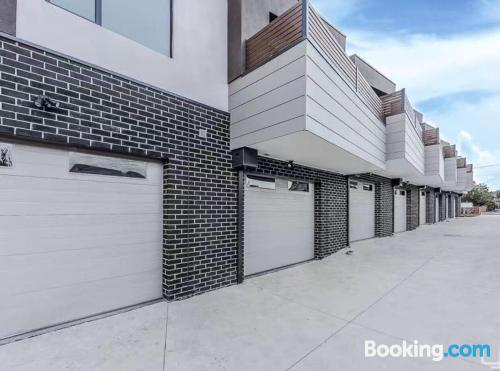 Apartment in Melbourne. 120m2!
