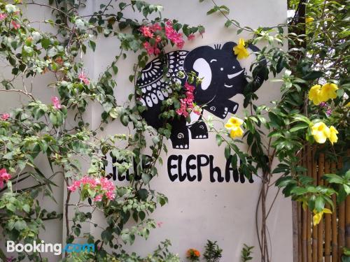 Apartamento de 30m2 en Gili Trawangan. ¡Aire acondicionado!