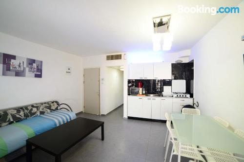 In Eilat with two bedrooms