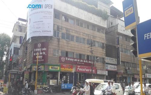Práctico apartamento en zona increíble de Kolhapur.